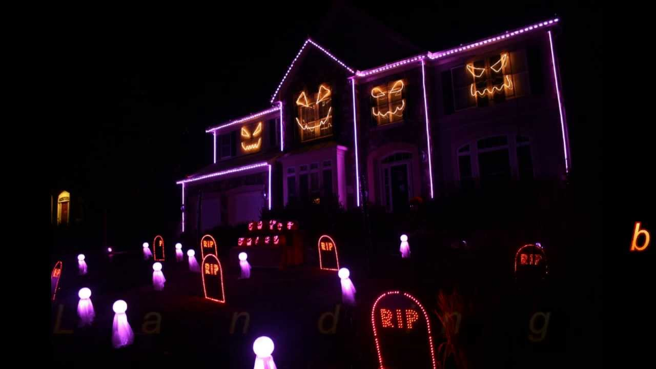 halloween outdoor lighting. Halloween Outdoor Lighting. Lights 2 Lighting I