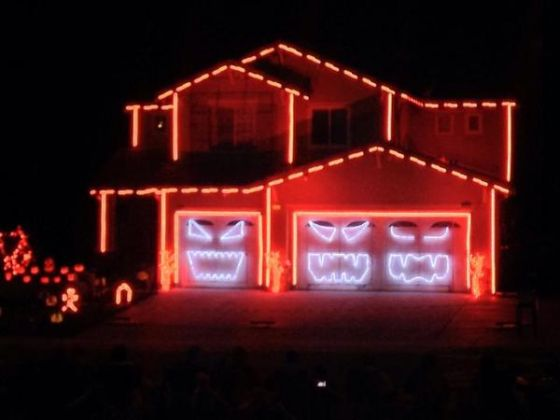 Attractive Halloween Lights 3 Awesome Design