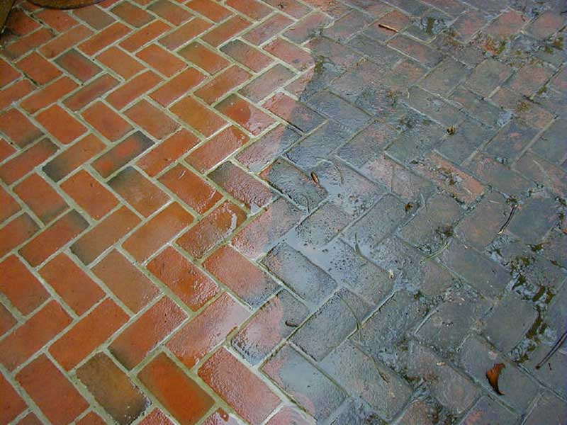 pressure-washing-before-after – Dailey Maintenance LLC